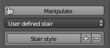 Stair presets